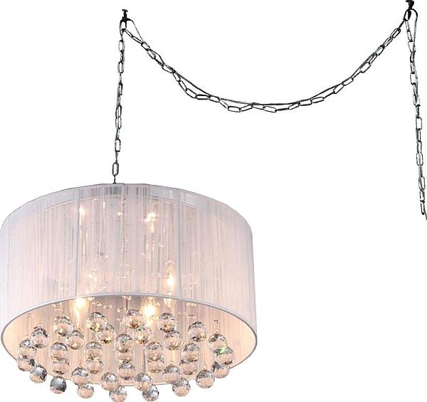 Mineya 5 Light Crystal Chandelier Lighting Chandeliers Light Fixtures Hanging Lights Decor Swag Pendant Light Drum Chandelier Chandelier Shades