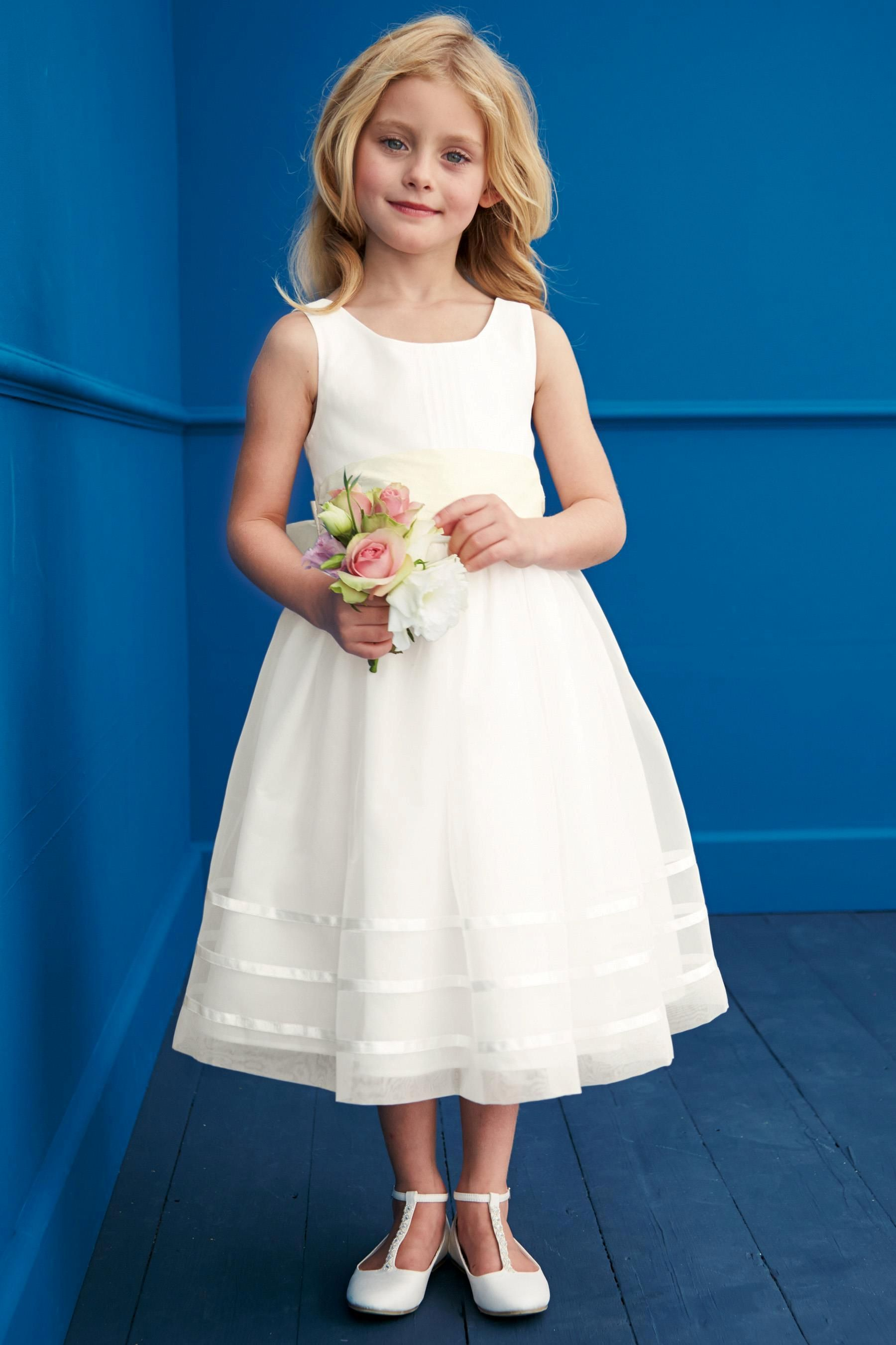 Ecru wedding dress  Buy Ecru Sash Bridesmaid Dress mthsyrs from the Next UK online