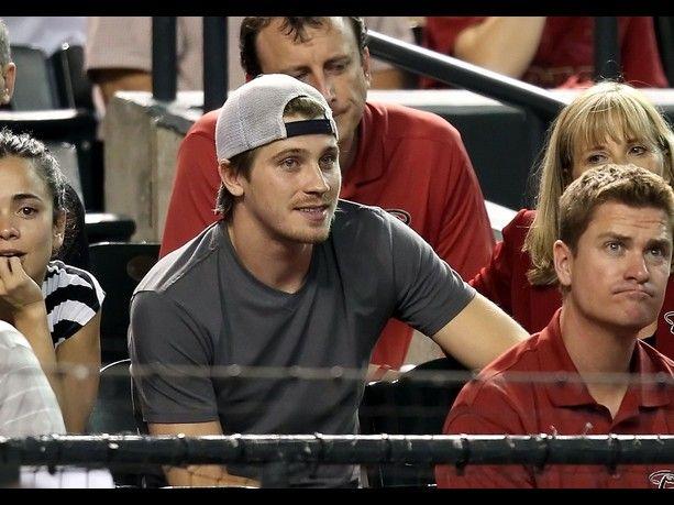 oh yes...he is worthy. Garrett Hedlund.