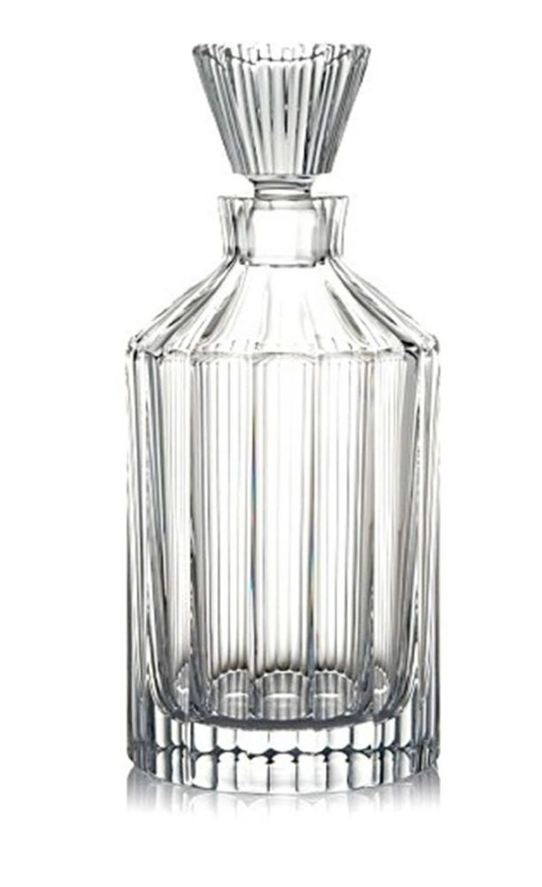 whisky decanter whiskey decanter lead crystal decanter heavy design - Whisky Decanter