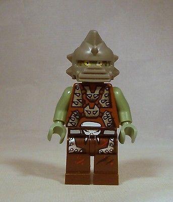 Slizer LEGO Space Police 3 MINIFIG // MINI FIGURE Alien