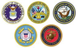 Understanding the U.S. Military Branches   Freedom's Heros ...