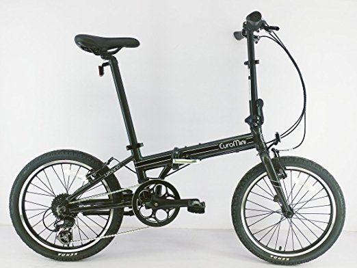 Euromini Urbano 24lb Lightest Aluminum Frame Genuine Shimano 8