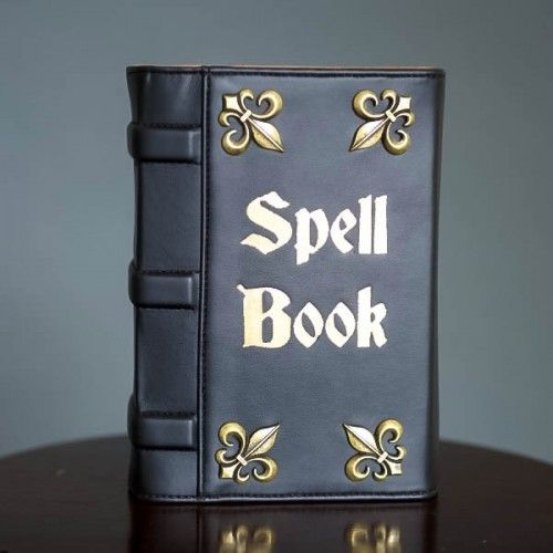spell-book-skinny-bags-cover-2 Purse. | Oooh, Fashion! | Pinterest ...