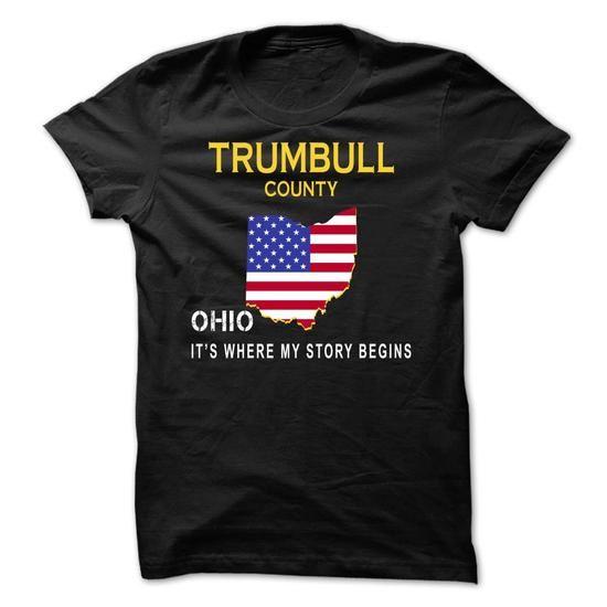 TRUMBULL - Its Where My Story Begins - #cool tshirt #funny sweatshirt. MORE INFO => https://www.sunfrog.com/States/TRUMBULL--Its-Where-My-Story-Begins-yyjlp.html?68278