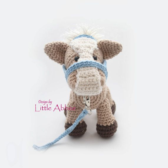 Download Now - CROCHET PATTERN Alfalfa the Horse PDF 61 | Mis sueños ...