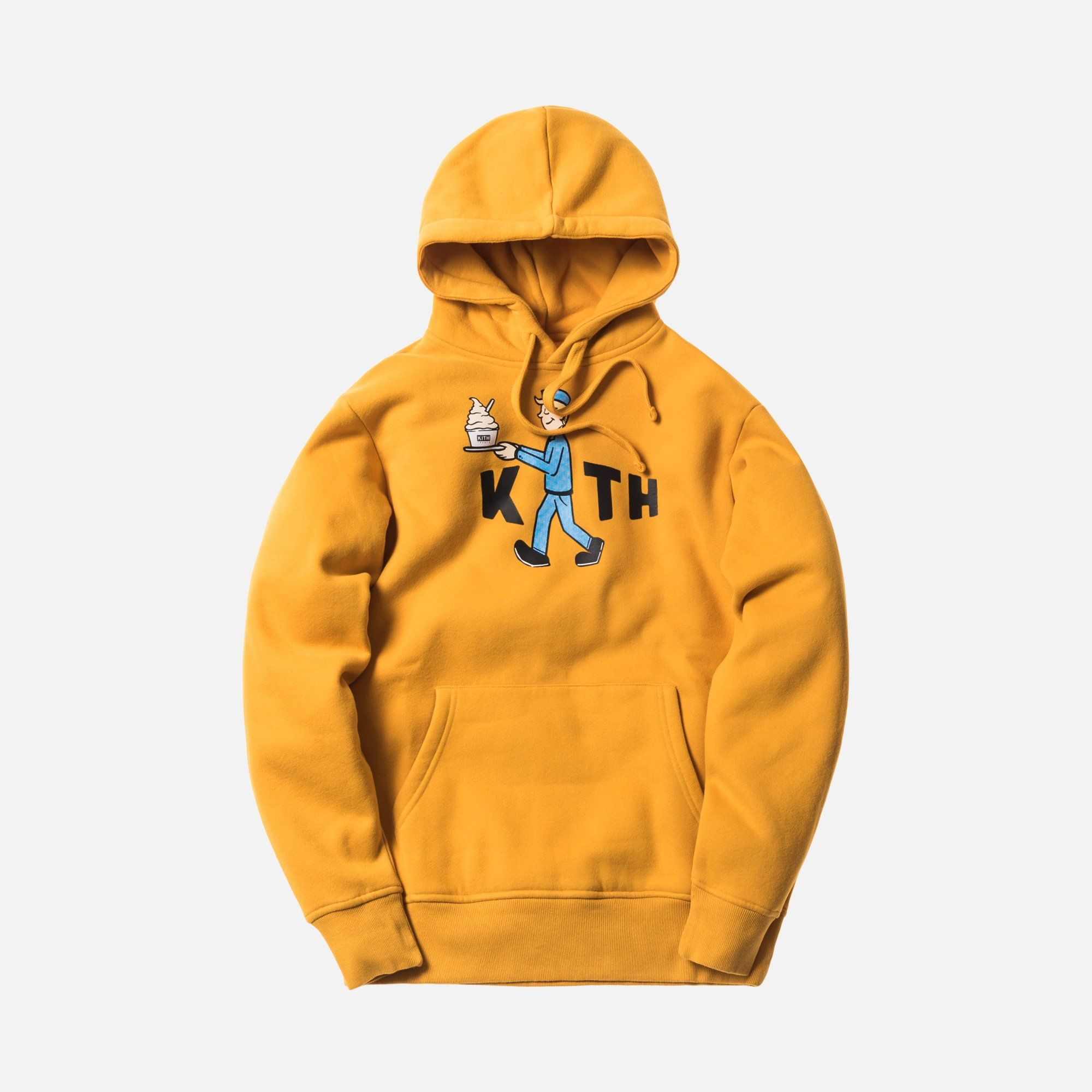 kith nike swoosh hoodie