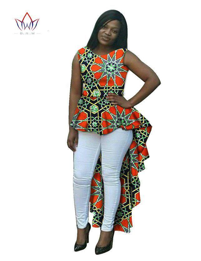 f22726b9356 African Bazin Riche Dresses Women Dashiki Dress O-Neck Mermaid Dresses  African Dress Maxi Dress Plus Size African Clothing WY145