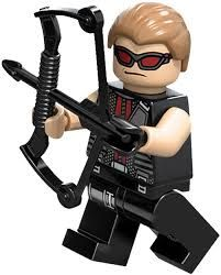 Image Result For Lego Hawkeye Coloring Pages