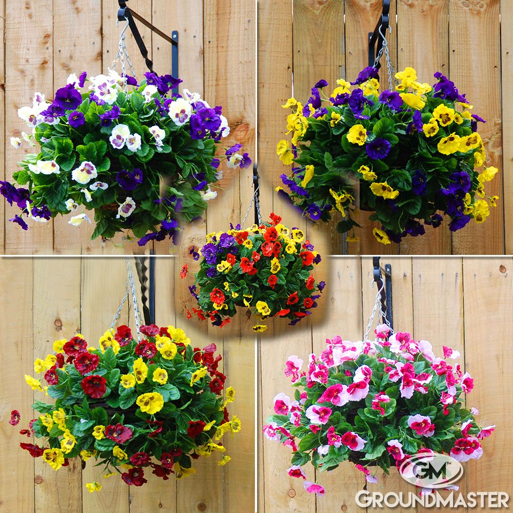 37 Great Hanging Flower Basket Ideas That You Can Use Today