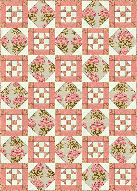 Give One of My Five-Patch Quilt Block Patterns a Try | Free quilt ... : free quilt block patterns to print - Adamdwight.com
