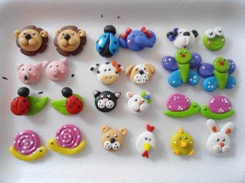 23 Ideas De Masa Flexible Manualidades Porcelana Fría Manualidades En Porcelana Fria