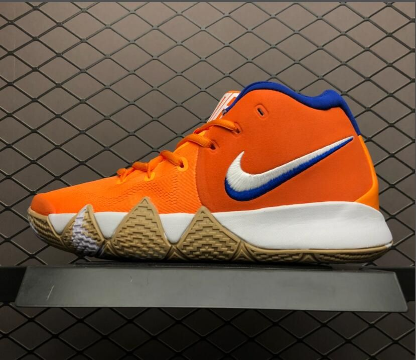 promo code 08433 61252 New Release Nike Kyrie 4 Wheaties Basketball Shoes in 2019 ...