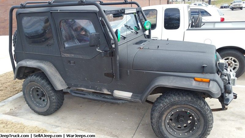 Jeeps For Sale And Jeep Parts For Sale 89 Wrangler Lots Of