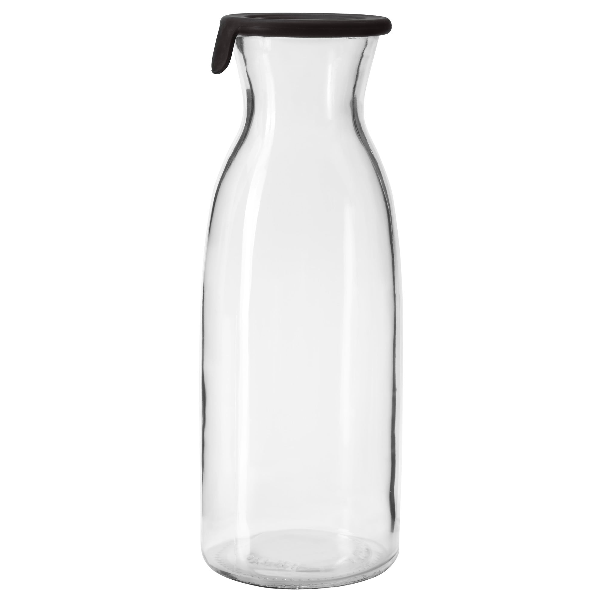 Vardagen Carafe With Lid Clear Glass Ikea Clear Glass Carafe