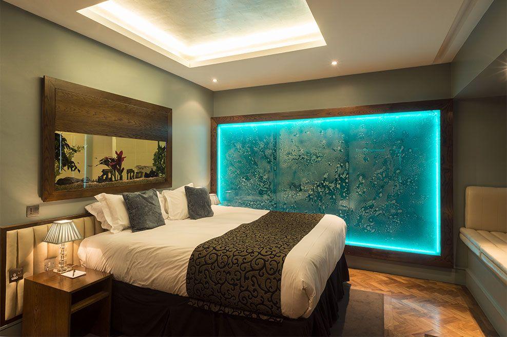 14+ Splendid DIY Aquarium Furniture Ideas To beautify Your