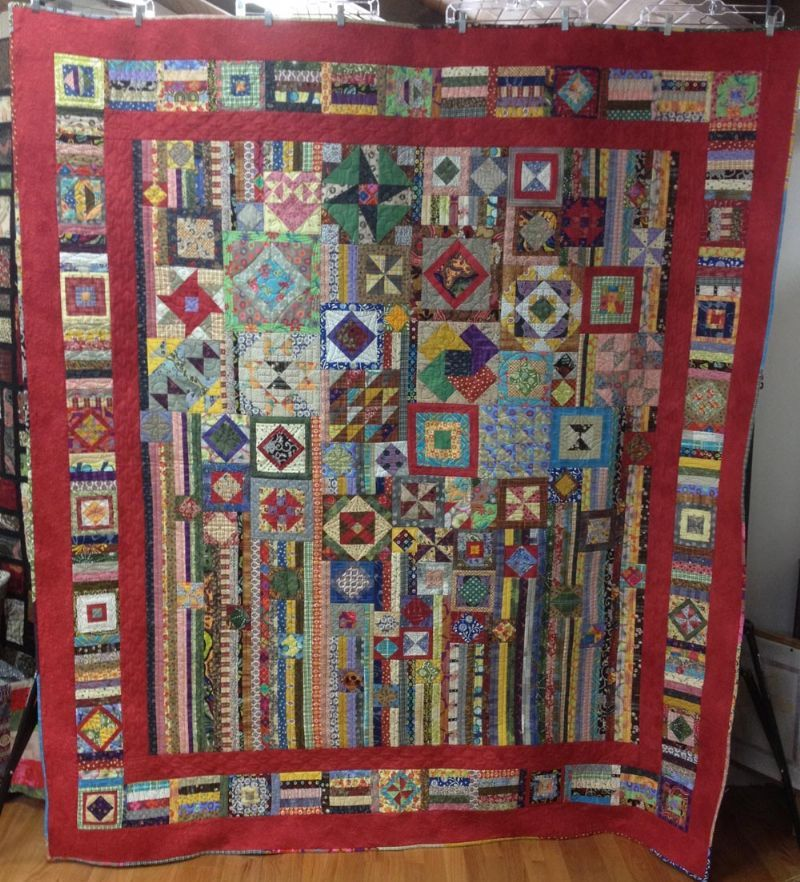 Gypsy Wife Kit With Borders Quilts Small Pieces