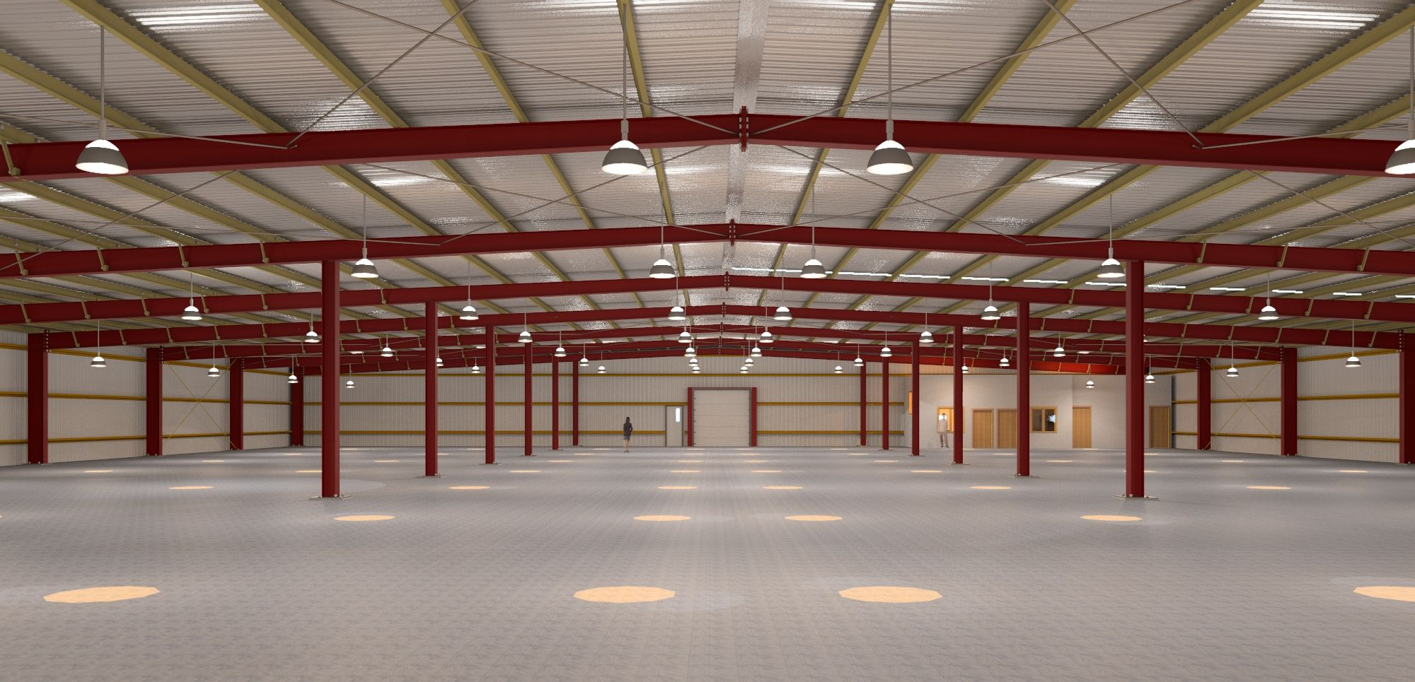 Aim steel buildings high quality pre engineered steel for Pre engineered garage