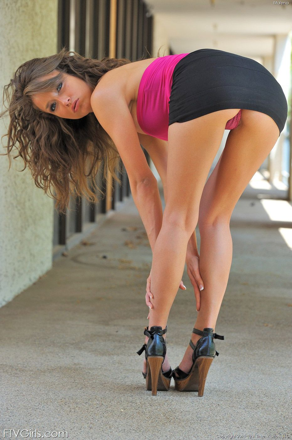 Ftv girl bent over think