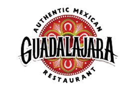 Http Www Carryoutcourier Com Wp Content Uploads 2012 03 Guadalajara Logo 2012 Png Logo Restaurant Logo Food Mexican Restaurant