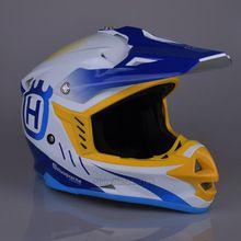 Cascos de moto carreras casco fox racing, carrera, azul