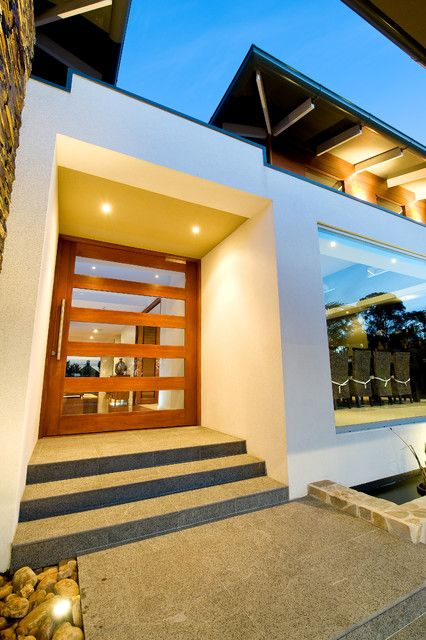 430 Best Images About Front Entrance Ideas On Pinterest: Modern, Modern Entrance And Granite Flooring