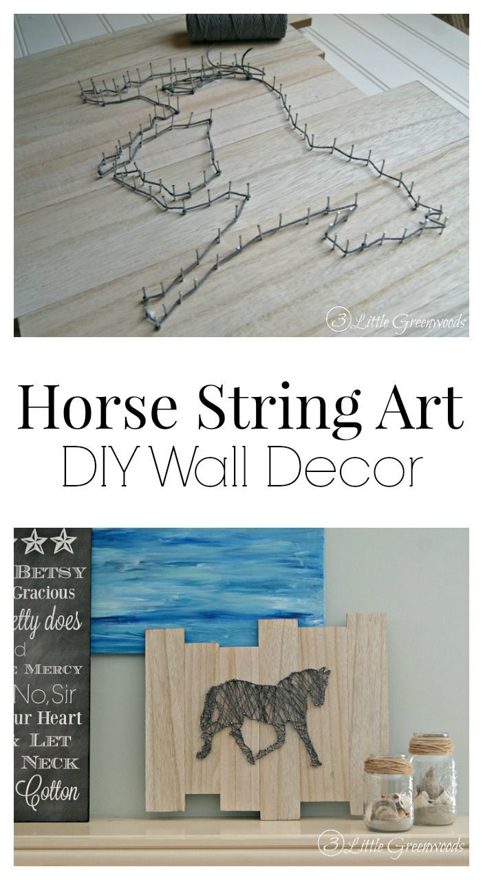 My southern hometown and a horse string art project art projects my southern hometown and a horse string art project amipublicfo Images