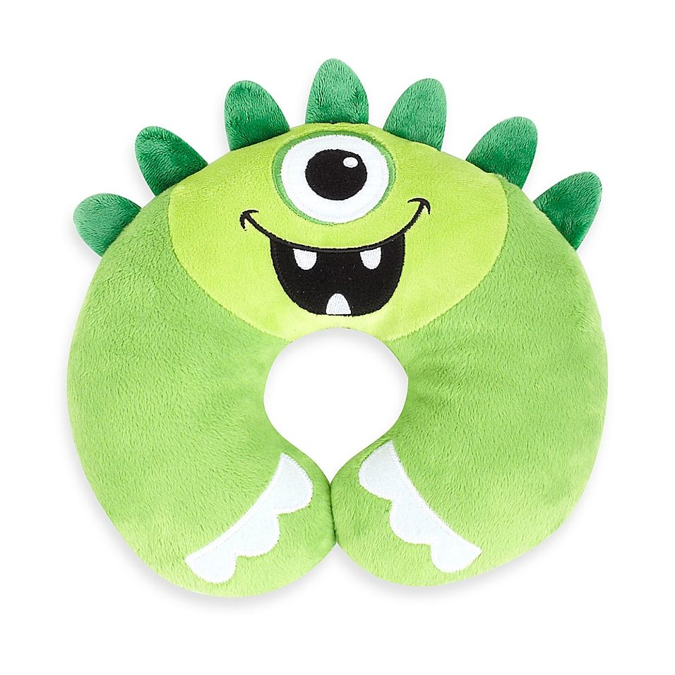 Nuby Monster Head Support In Green