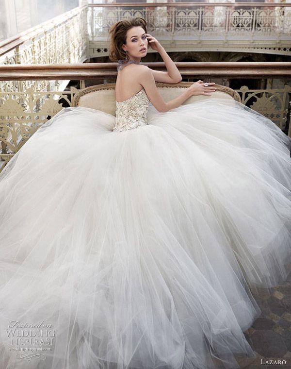 Lazaro Bridal Fall 2012 My Dress Of The Week