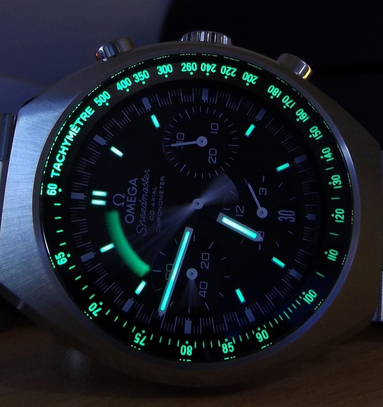 OMEGA Speedmaster Mark II Re-Edition Chronograph Circa 2014