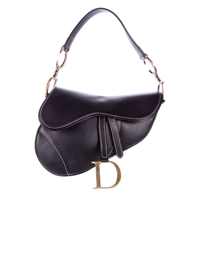 82721ed62ed0 Christian Dior Saddle Bag