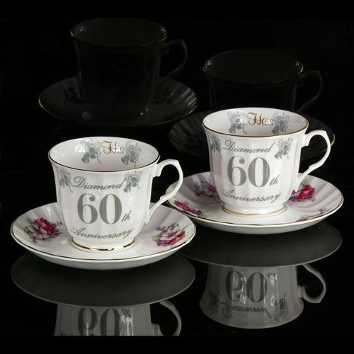60th Wedding Anniversary Party Ideas: Diamond Anniversary Party Supplies