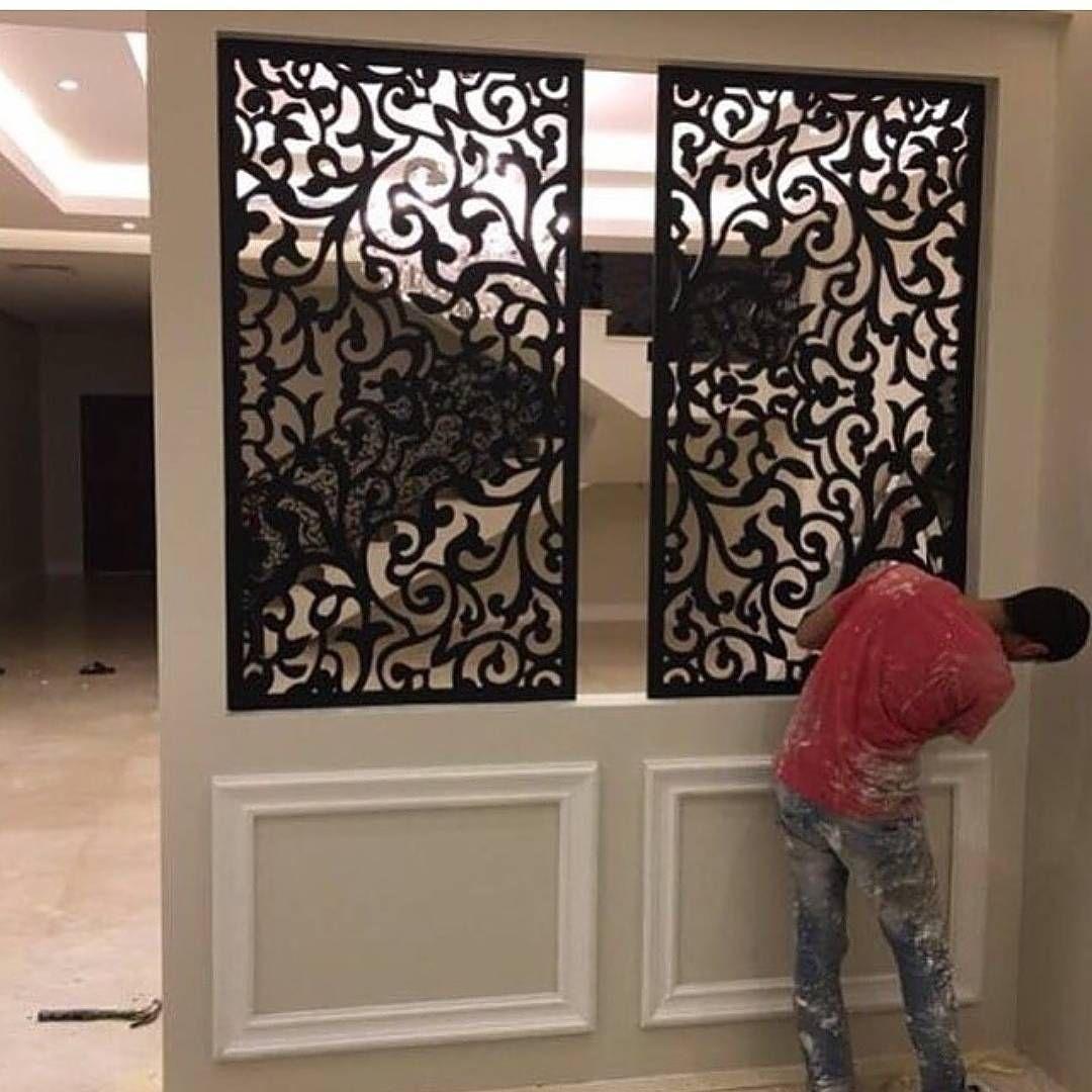 ركز اصباغ الرحمه جميع انواع الديكور والاصباغ ورق الجدران 55857378اعمالنا جميع مناطق الكويت 55857378ابو محم Home Decor Decor Room Divider
