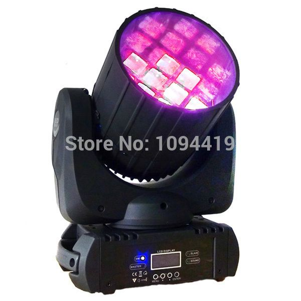 Free Shipping 2 Lights With 1 Road Case 12x10w Quad Color Rgbw Moving Head Led Beam Cree Led Bar Lighting Commercial Lighting