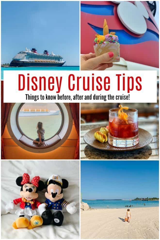 All Of The Best Disney Cruise Tips To Make Your Voyage