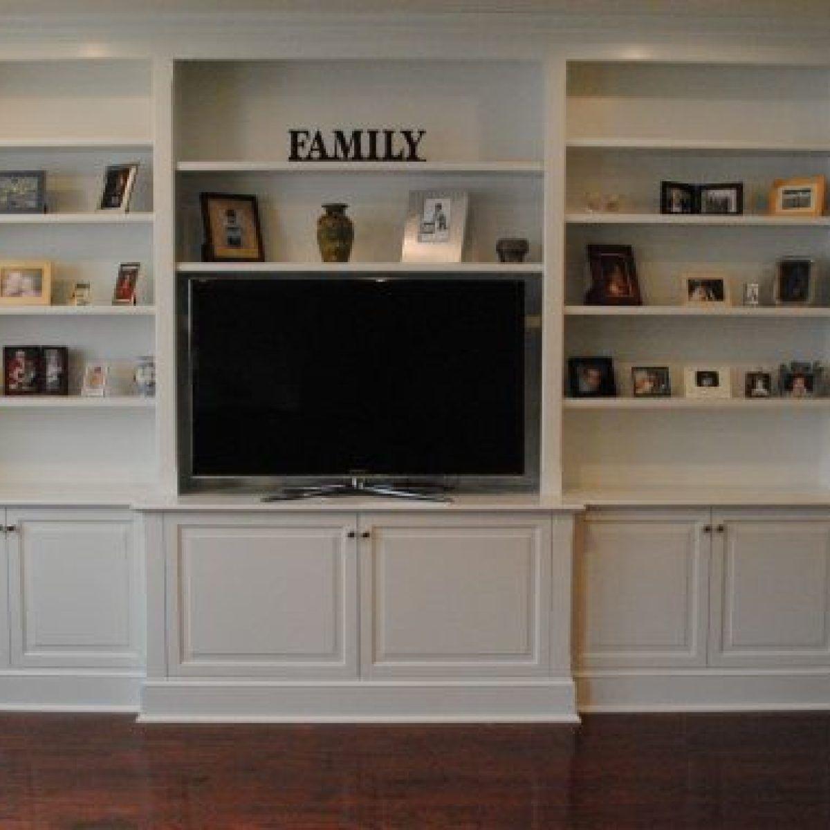 Cabinets Living Room Diy