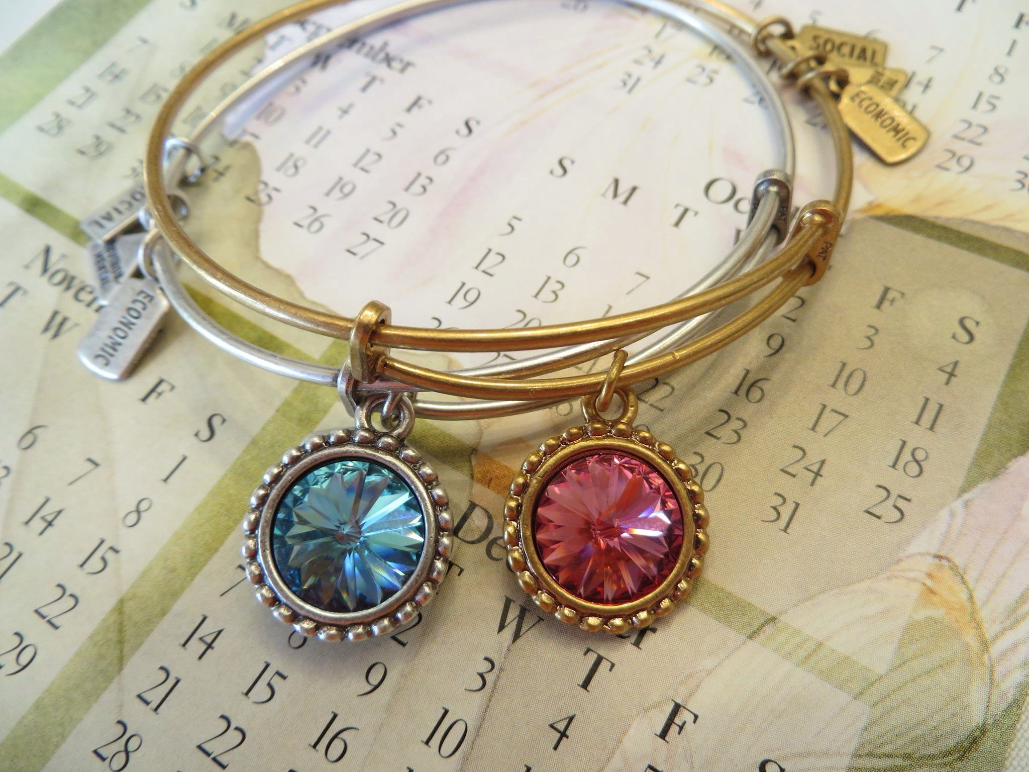 Wind Amp Fire Birthstone Bracelets I Need An August And