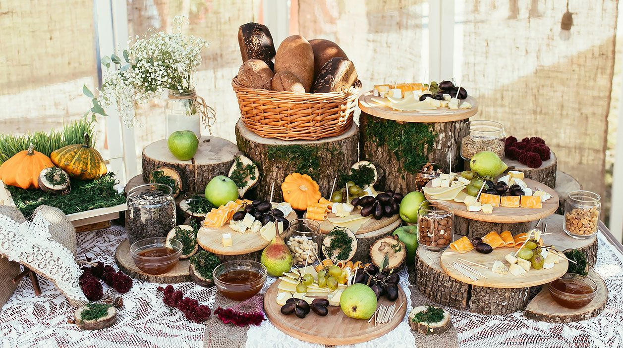 12 id es pour un joli buffet de mariage fait maison pinterest buffet mariage and celebrations. Black Bedroom Furniture Sets. Home Design Ideas