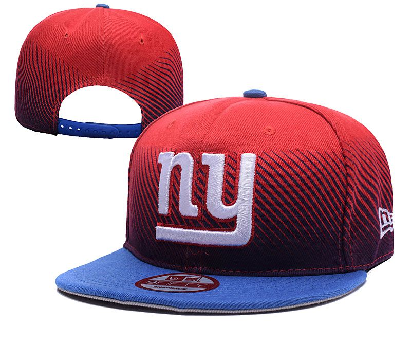 NFL New York Giants Red Snapback Hats--yd  6bd35848b4e