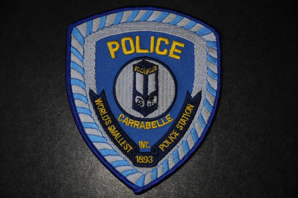 Carrabelle Police Patch Franklin County Florida Current Issue