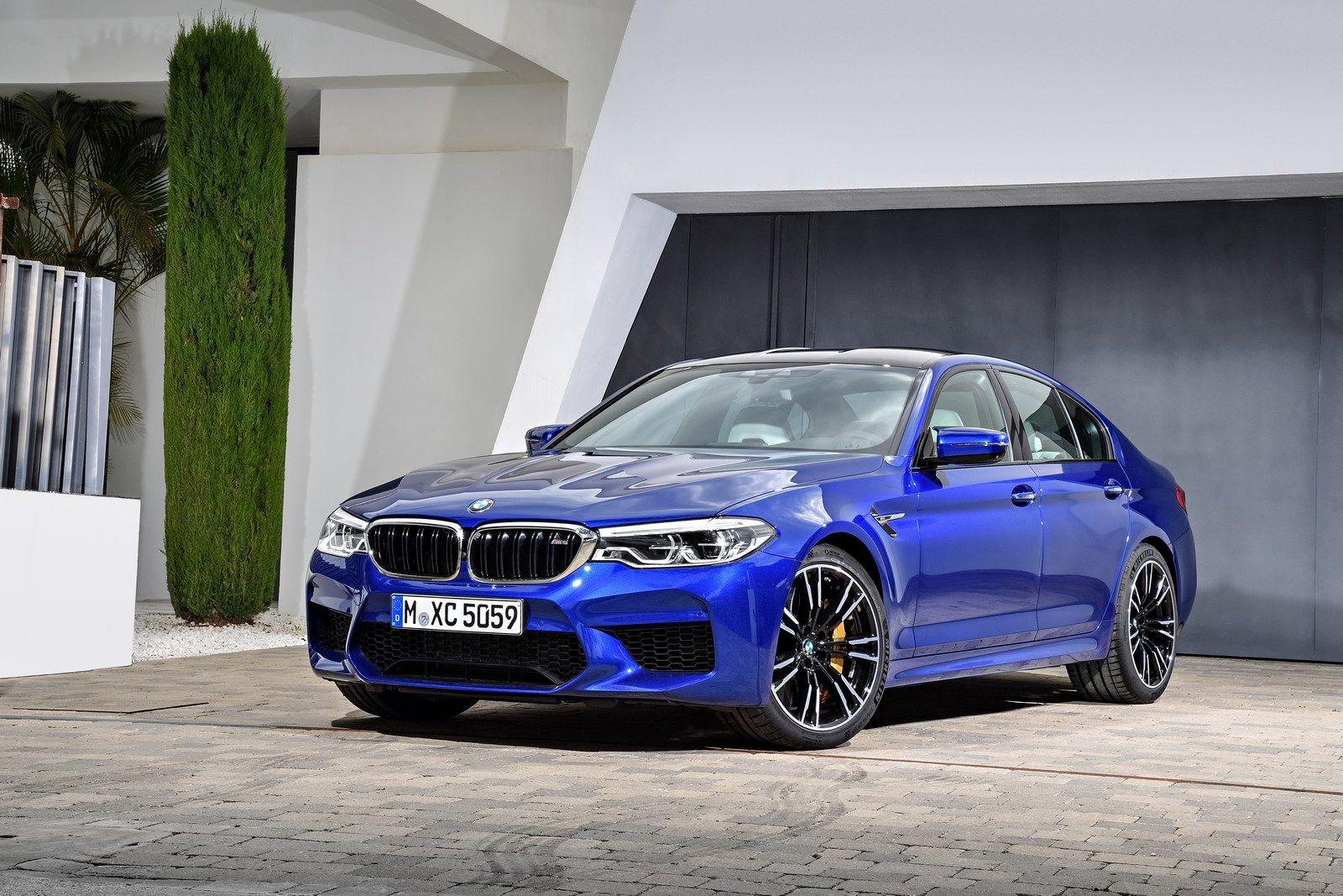 2018 Bmw M5 Is The Fastest And Most Expensive Yet At 102 600 In The U S Carscoops Bmw M5 Bmw Bmw Cars