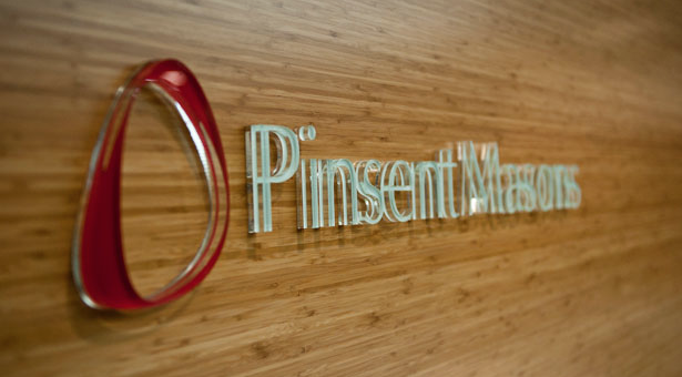 Pinsent | Office ID Signage