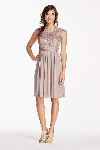 preview of hot products exclusive deals JUNIOR BRIDESMAID - Look at the light pink/blush colors ...