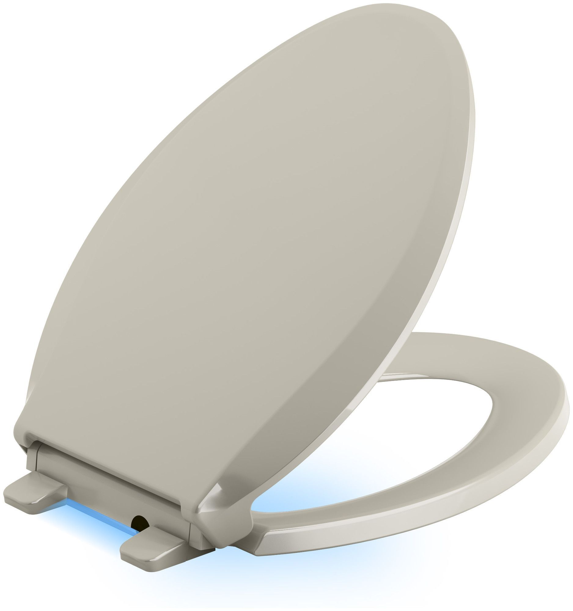 Cachet Nightlight Quiet Close With Grip Tight Elongated Front