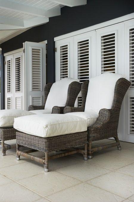 Riviera Maison Stoelen.Nicolas Wing Chair Riviera Maison Meubel Ideeen Veranda Stoelen