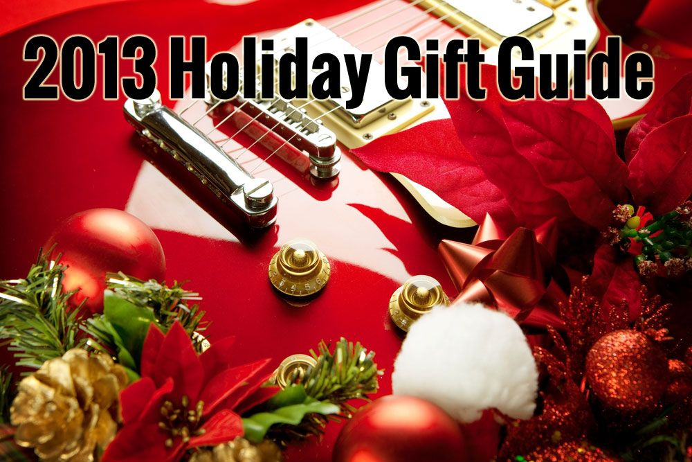 gifts for guitarists music related holiday gift guide. Black Bedroom Furniture Sets. Home Design Ideas