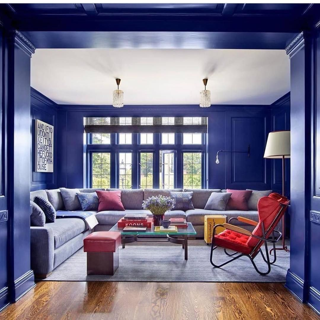 Just The Prettiest Shade Of Blue There Ever Was In The History Of History Design Country Cottage Living Room Living Room Colors Paint Colors For Living Room