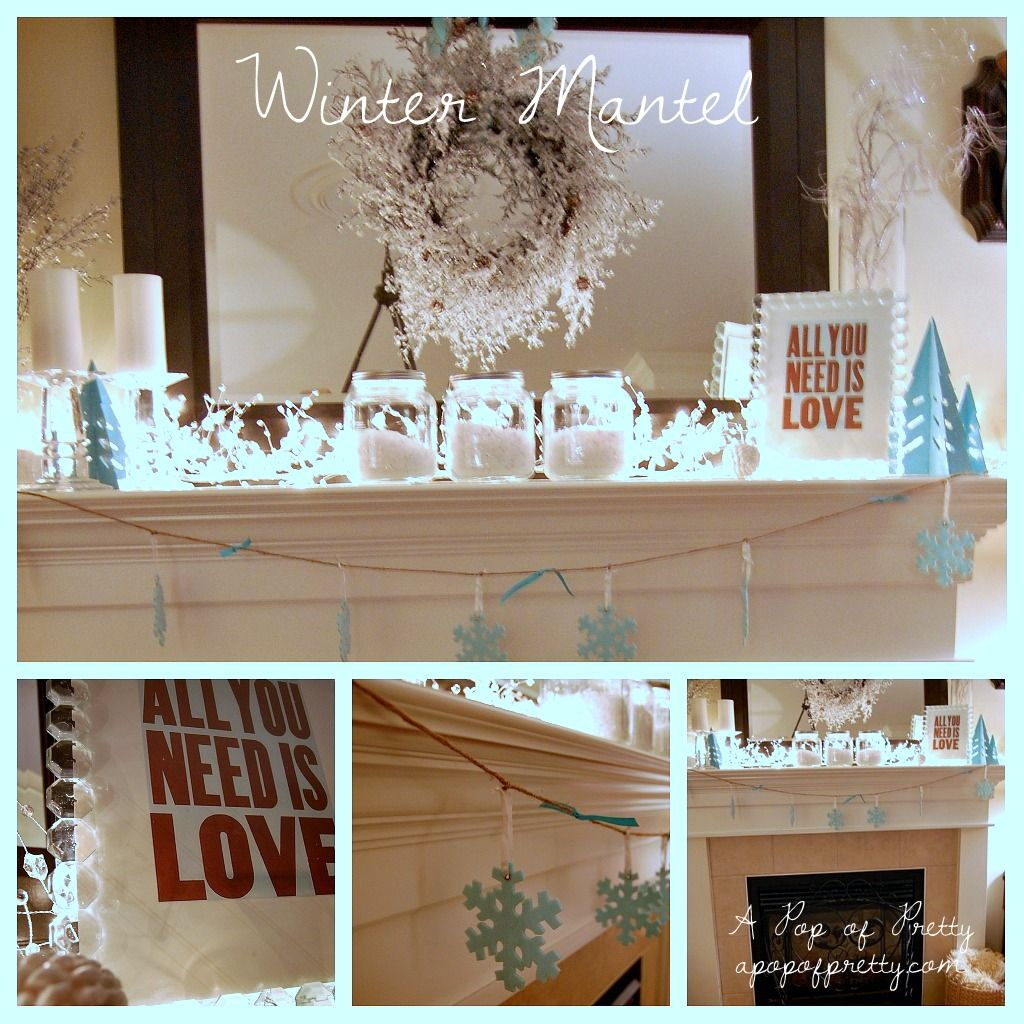 Mantel Decorating A Full Year in Decorated Mantels – Decorated Mantels