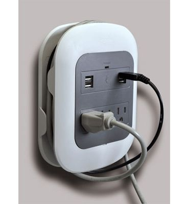Usb Multi Outlet Charging Station Px1003 By Legrand Power Strip Outlet Charging Station