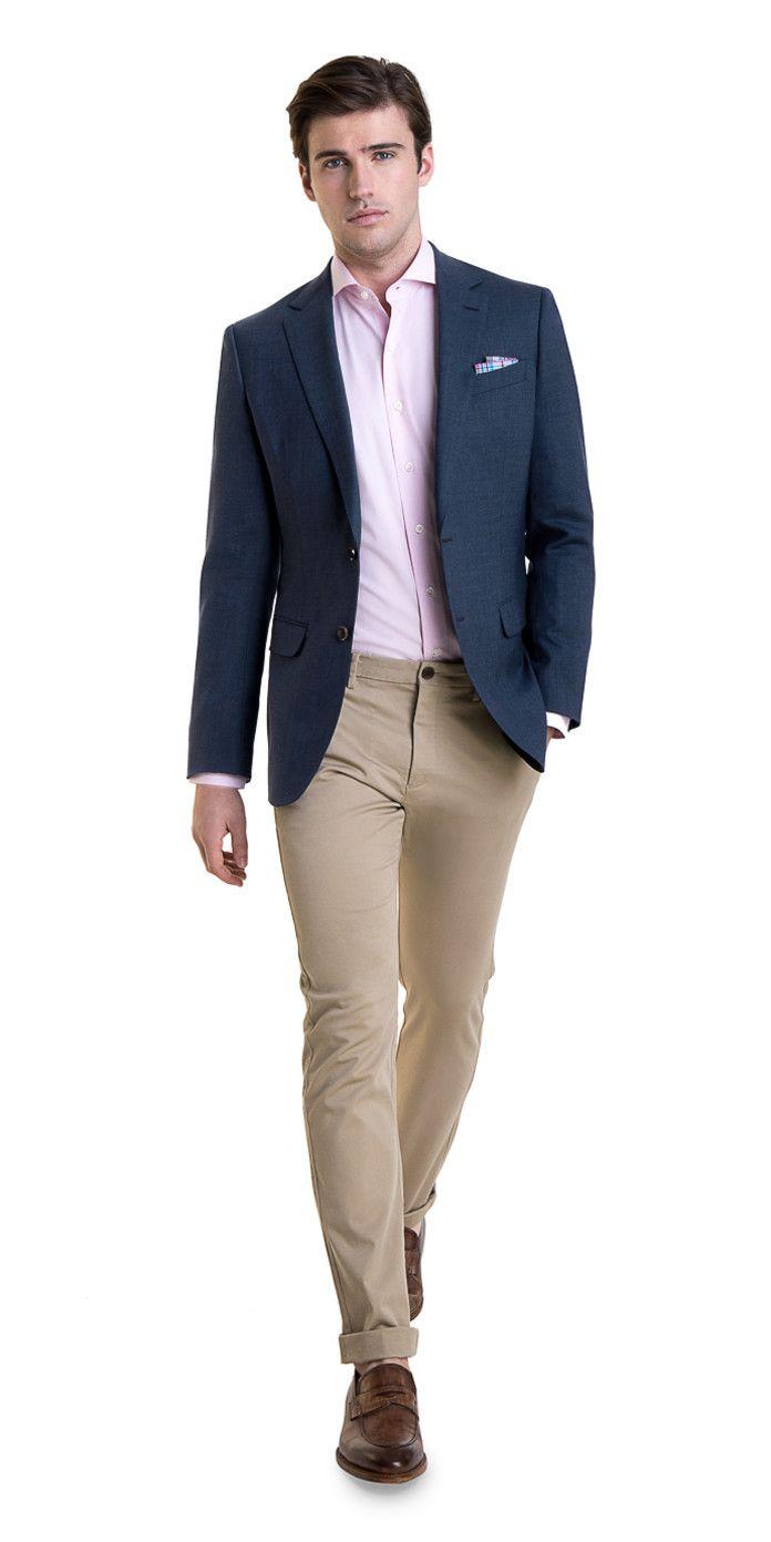 dernières tendances revendeur meilleure sélection Baltic Blue Fresco Blazer | Men's Fashion en 2019 | Style ...